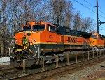 BNSF 975 on K138